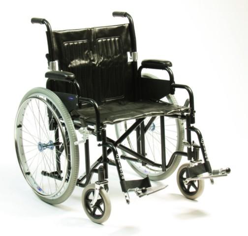 Bariatric Steel Wheelchair 22