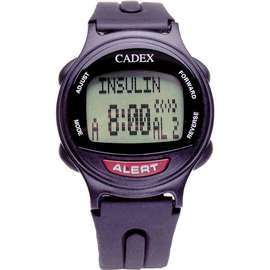 Cadex Medication Reminder & Medical Alert Watch