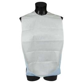 Abena Disposable Self-Adhesive Clothing Protectors, 100 Pack