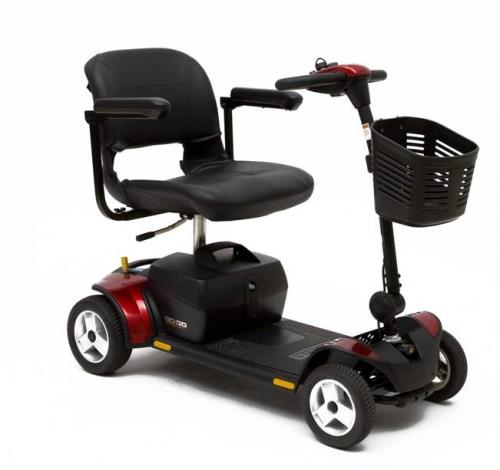 Pride Go Go Elite Traveller Plus Mobility Scooter