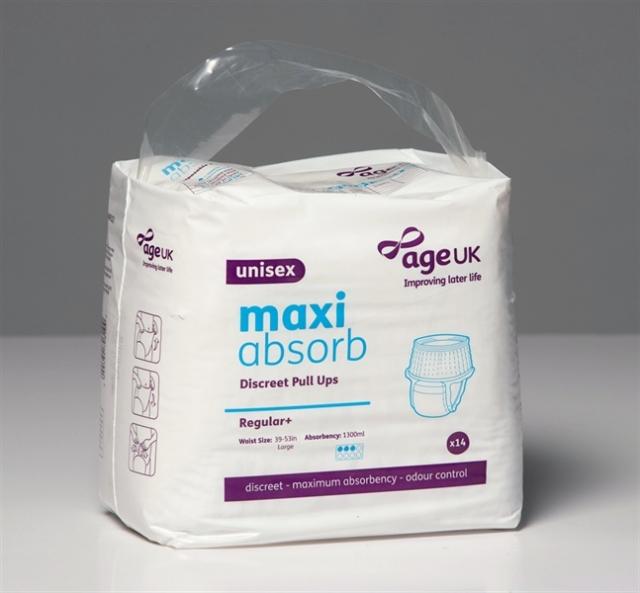 Maxi Absorb Discreet Pull Ups Unisex