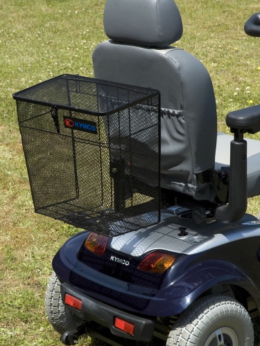 Mobility Scooter Rear Basket