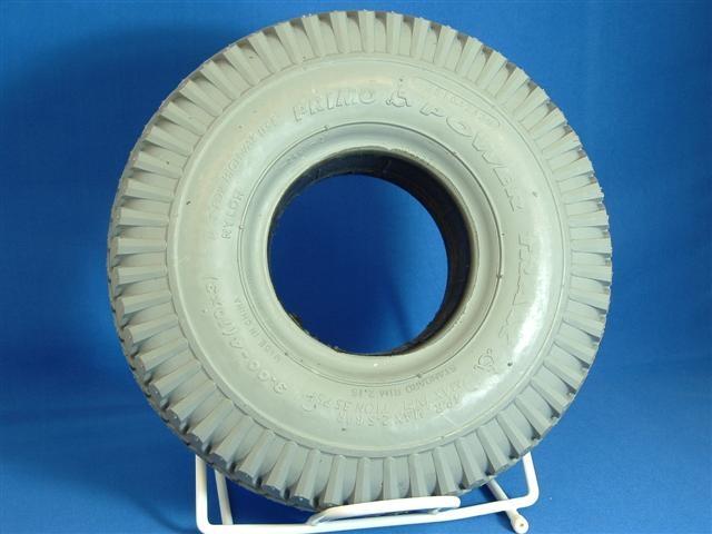 Solid Block Tyre 260 x 85 (300 x 4) (10 x 3)