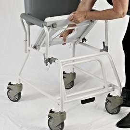 NRS Shower Commode Chair