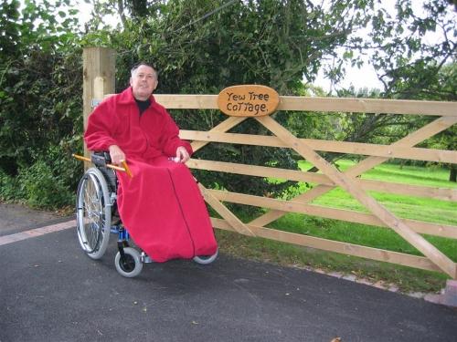 Warwick Fleece with Sleeves