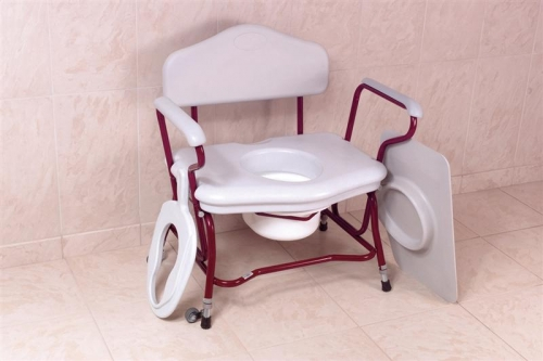 Zenith Bariatric Commode
