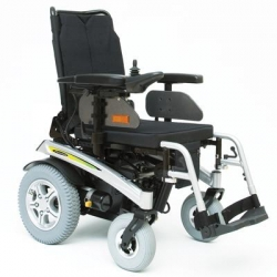 Pride Fusion Power Chair