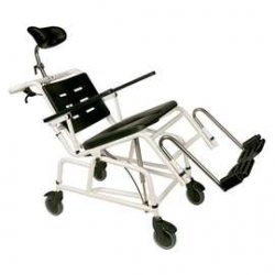 Combi Tilt-In-Space Commode Shower Chair (manual)