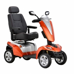 Kymco Maxer ForU (Flaming Orange)
