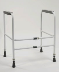 Toilet Support Frames