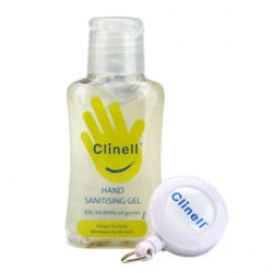 Clinell® Hand Sanitising Gel - 50ml Dispenser