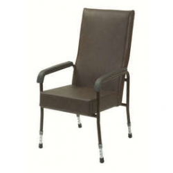 Adjustable High Back Chair