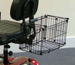 Mobility Scooter Holders and Attachments