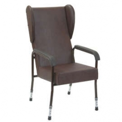 Adjustable High Back Chair With Wings