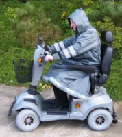 Scooter Safety Coat