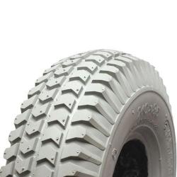 260 x 85 (300 x 4) (10 x 3) PR1MO Grey Block Tyre
