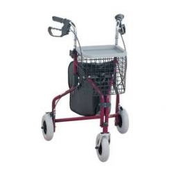 NRS 3-Wheel Rollator