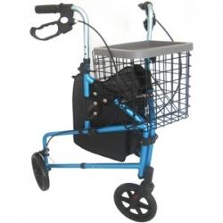 Extra Lightweight Compact Tri-Walker