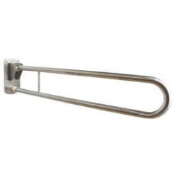 Spa Stainless Steel Folding Support Rail